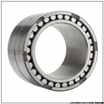 85 mm x 210 mm x 52 mm  FBJ NJ417 cylindrical roller bearings