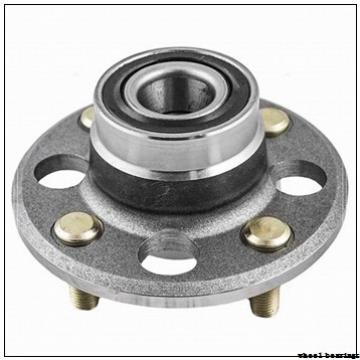 Ruville 7802 wheel bearings