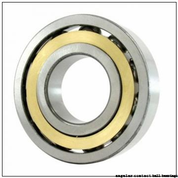 35 mm x 72 mm x 26,988 mm  FBJ 5207ZZ angular contact ball bearings
