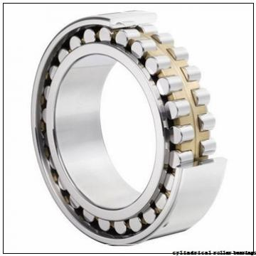670 mm x 820 mm x 69 mm  NKE NCF18/670-V cylindrical roller bearings