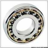 60 mm x 110 mm x 22 mm  Fersa QJ212FM angular contact ball bearings