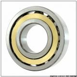 17 mm x 40 mm x 12 mm  ZEN 7203B-2RS angular contact ball bearings