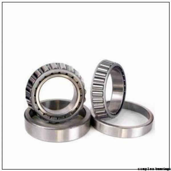 30 mm x 47 mm x 23 mm  ISO NKIA 5906 complex bearings #1 image