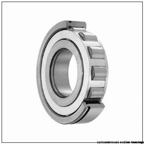 190 mm x 340 mm x 92 mm  ISO NUP2238 cylindrical roller bearings #1 image
