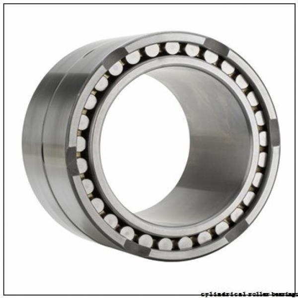 75 mm x 190 mm x 45 mm  NKE NUP415-M cylindrical roller bearings #1 image