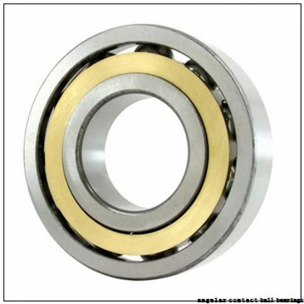 42 mm x 76 mm x 33 mm  Fersa F16197 angular contact ball bearings #3 image