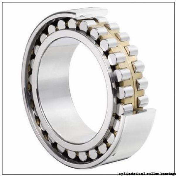360 mm x 600 mm x 192 mm  ISO NU3172 cylindrical roller bearings #1 image